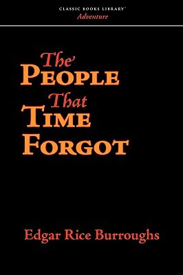 The People That Time Forgot (Caspak, #2)