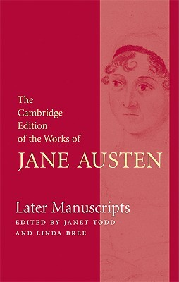 Later Manuscripts by Jane Austen