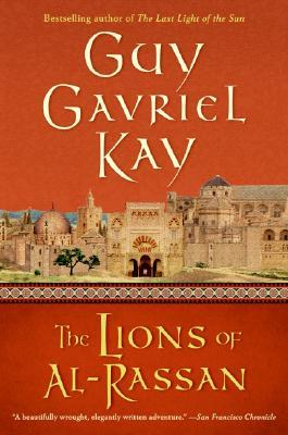 Cover - The Lions of Al-Rassan (Goodreads)