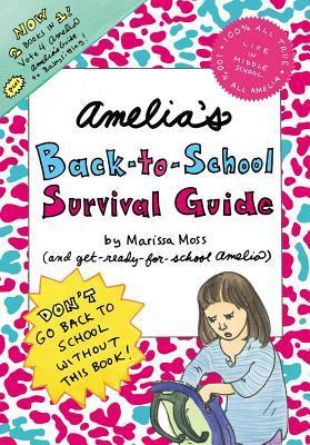 Amelias Back-to-School Survival Guide