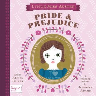 Pride & Prejudice : A BabyLit Counting Primer