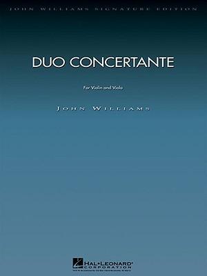 Duo Concertante: For Violin and Viola
