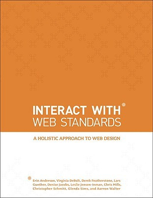 InterACT with Web Standards by Erin Anderson