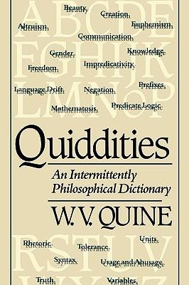Quiddities by Willard Van Orman Quine