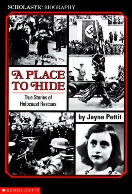 A Place To Hide by Jayne Pettit