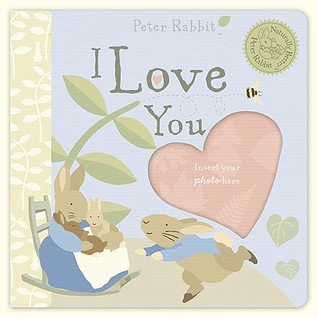 Peter Rabbit I Love You