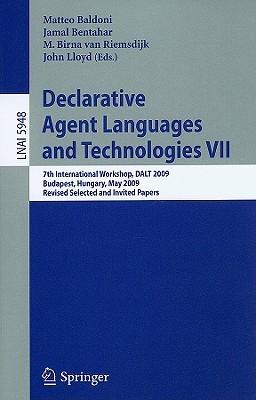 Declarative Agent Languages and Technologies VII