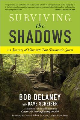 "book cover of ""Surviving the Shadows"""
