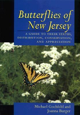 Butterflies of New Jersey by Joanna Burger