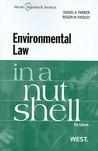 Environmental Law in a Nutshell, 8th (Nutshell Series) (In a Nutshell (West Publishing))