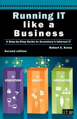 Running IT Like a Business: A Step-By-Step Guide to Accenture's Internal IT