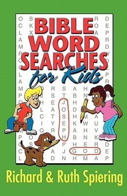 Bible Word Searches for Kids
