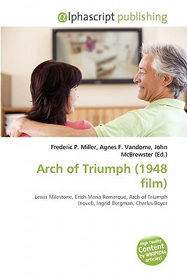 Arch of Triumph (1948 Film)