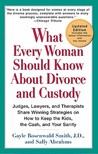What Every Woman Should Know About Divorce and Custody