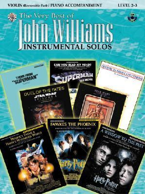 The Very Best of John Williams for Strings: Violin with Piano Acc. [With CD (Audio)]