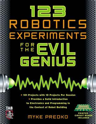 Libros descargables gratis para kindle 123 Robotics Experiments for the Evil Genius