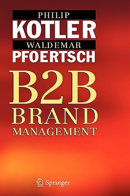 Ebook B2B Brand Management by Philip Kotler DOC!