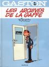 Les archives de La Gaffe (Gaston, #1)