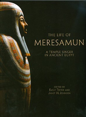 The Life Of Meresamun by Emily Teeter