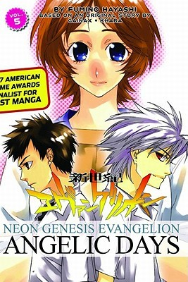Neon Genesis Evangelion: Angelic Days Volume 5
