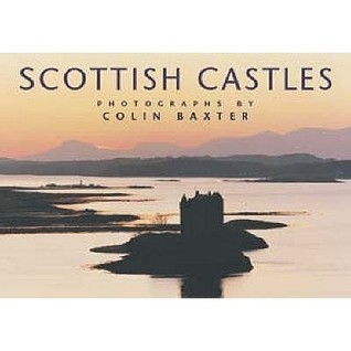Scottish Castles: Photographs By Colin Baxter (Mini Portfolio): Photographs By Colin Baxter