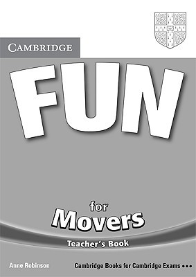 Fun for movers teachers book by anne robinson 10967153 fandeluxe Choice Image