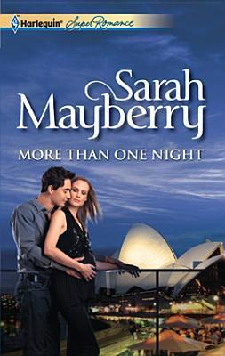 More Than One Night (Harlequin Superromance)