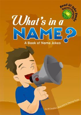 What's in a Name?: A Book of Name Jokes (Read-It! Joke Books)
