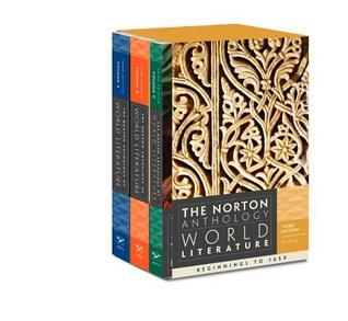 The Norton Anthology of World Literature: Beginnings to 1650