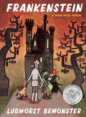 Frankenstein by Rick Walton