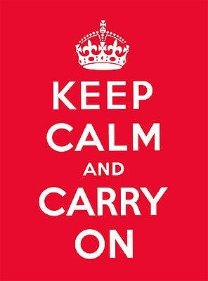 Keep Calm and Carry On by Various
