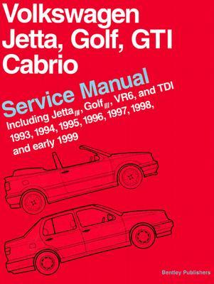 volkswagen jetta golf gti cabrio service manual 1993 1999 by rh goodreads com bentley manual vw t2 bentley manual vw t3