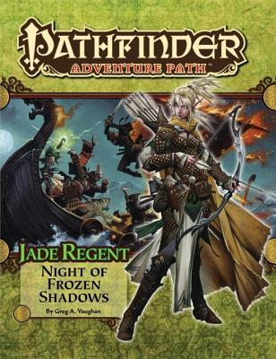 Pathfinder Adventure Path #50 by Greg A. Vaughan