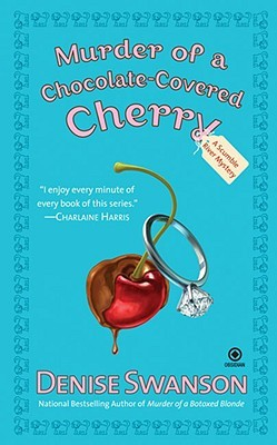 Murder of a Chocolate-Covered Cherry (A Scumble River Mystery, #10)