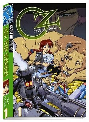 Oz the Manga Pocket Manga Volume 1