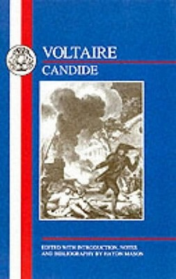 Voltaire: Candide (French Texts (Focus)) (French Texts (Focus))