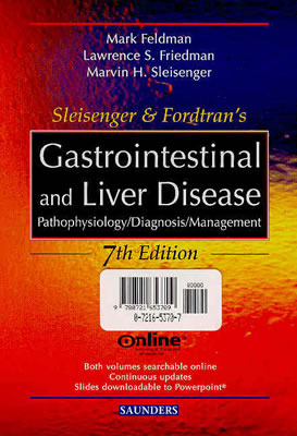 Sleisenger and fordtrans gastrointestinal and liver disease e book sleisenger and fordtrans gastrointestinal and liver disease e book pathophysiology diagnosis management expert consult premium edition enhanced fandeluxe Gallery