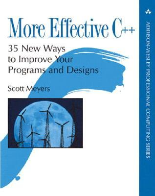 More Effective C++ by Scott Meyers