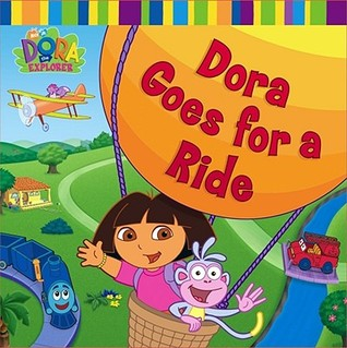 Dora Goes for a Ride by Phoebe Beinstein