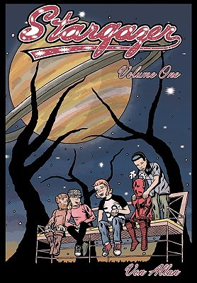 Stargazer: Volume 1: An Original All-Ages Graphic Novel. Three young friends are suddenly transported by a mysterious object to a far off magical world.