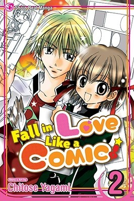 Fall in Love Like a Comic! Vol. 2
