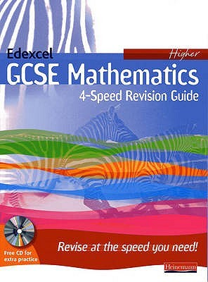 Speed Revision For Edexcel Gcse Maths: Linear Higher (Speed Revision Edexcel Gcse): Linear Higher
