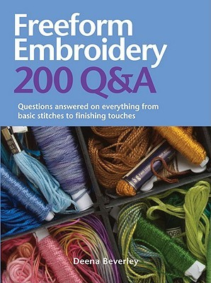 Freeform Embroidery 200 Q&A: Questions Answered on Everything from ...