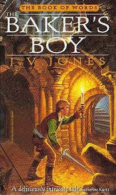 The Baker's Boy (Book of Words, #1)
