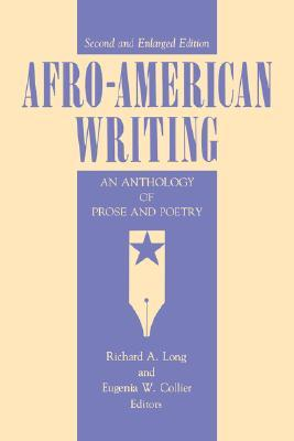 Afro-American Writing - Ppr.
