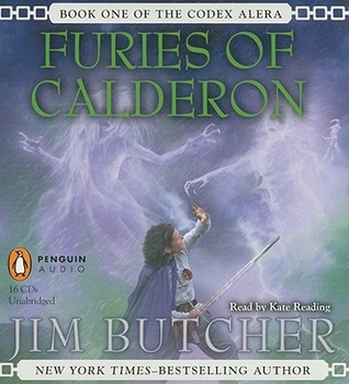 Ebook Furies of Calderon by Jim Butcher PDF!