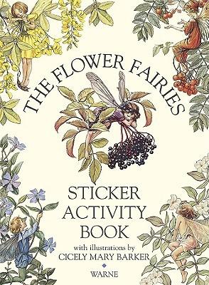 STICKERS:   The Flower Fairies Sticker Activity Book (Flower Fairies)