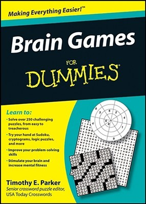 Brain Games For Dummies