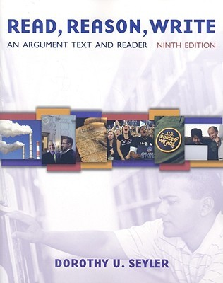Read reason write an argument text and reader by dorothy u seyler fandeluxe Images