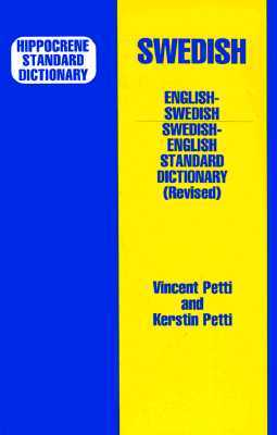 Hippocrene standard dictionary by Vincent Petti